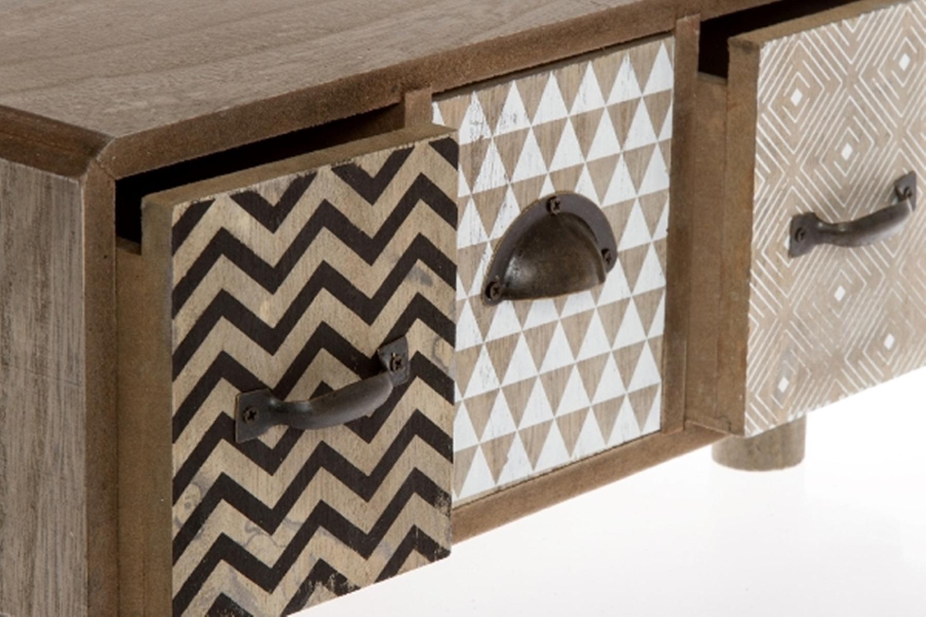 Minikommode Kleine Kommode Holz Retro Design Elbmobel Online Shop