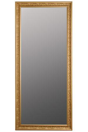 Wandspiegel Spiegel Antik Stil Barock mit Facettenschliff - XL Ankleidespiegel Ganzkörperspiegel Garderobenspiegel Holzrahmen