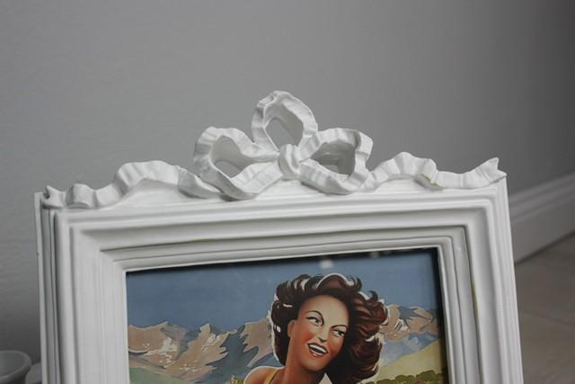 bilderrahmen fotorahmen rahmen wei antik landhaus chic. Black Bedroom Furniture Sets. Home Design Ideas
