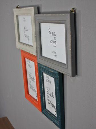 bilderrahmen wei collage. Black Bedroom Furniture Sets. Home Design Ideas