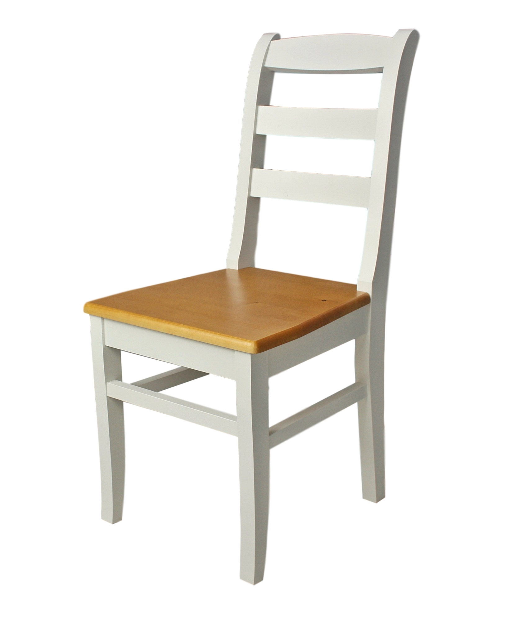 Stuhl Weiss Barockstuhl Küchenstuhl Eszimmerstuhl Polsterstuhl Landhausstil