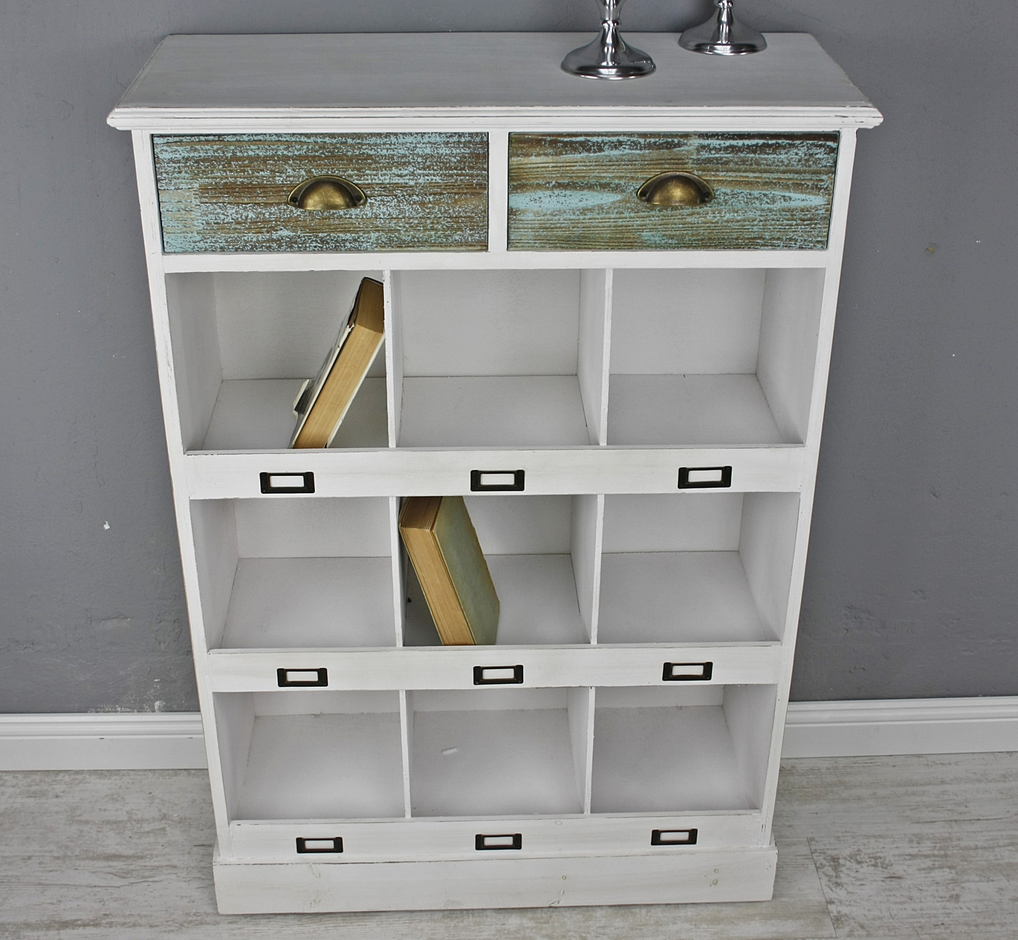 regal holz shabby chic | elbmöbel online shop