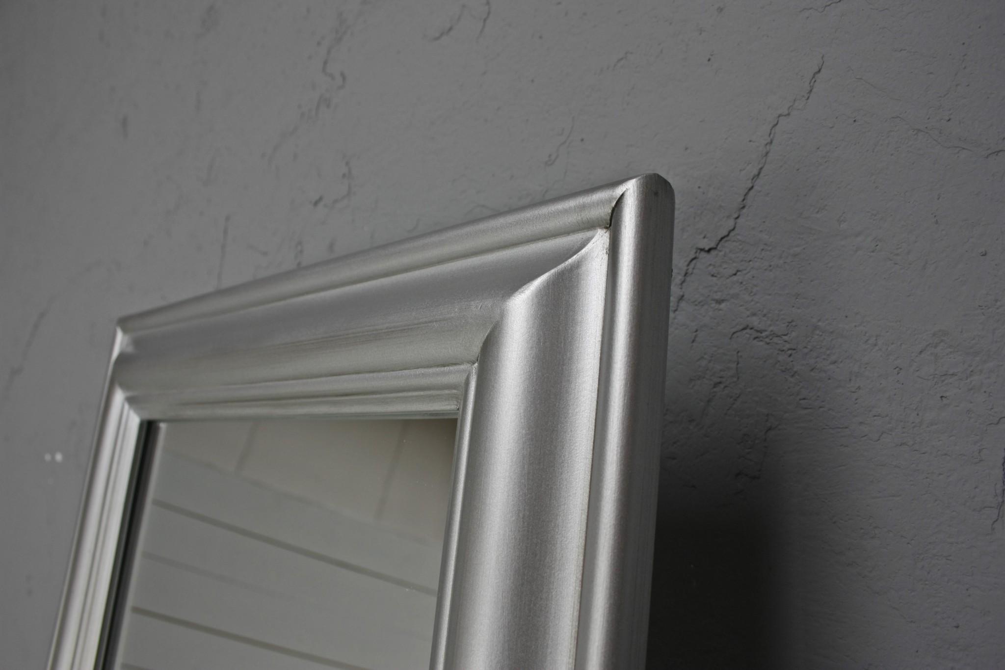 spiegel 180 wandspiegel standspiegel silber holz landhaus holzrahmen badspiegel. Black Bedroom Furniture Sets. Home Design Ideas