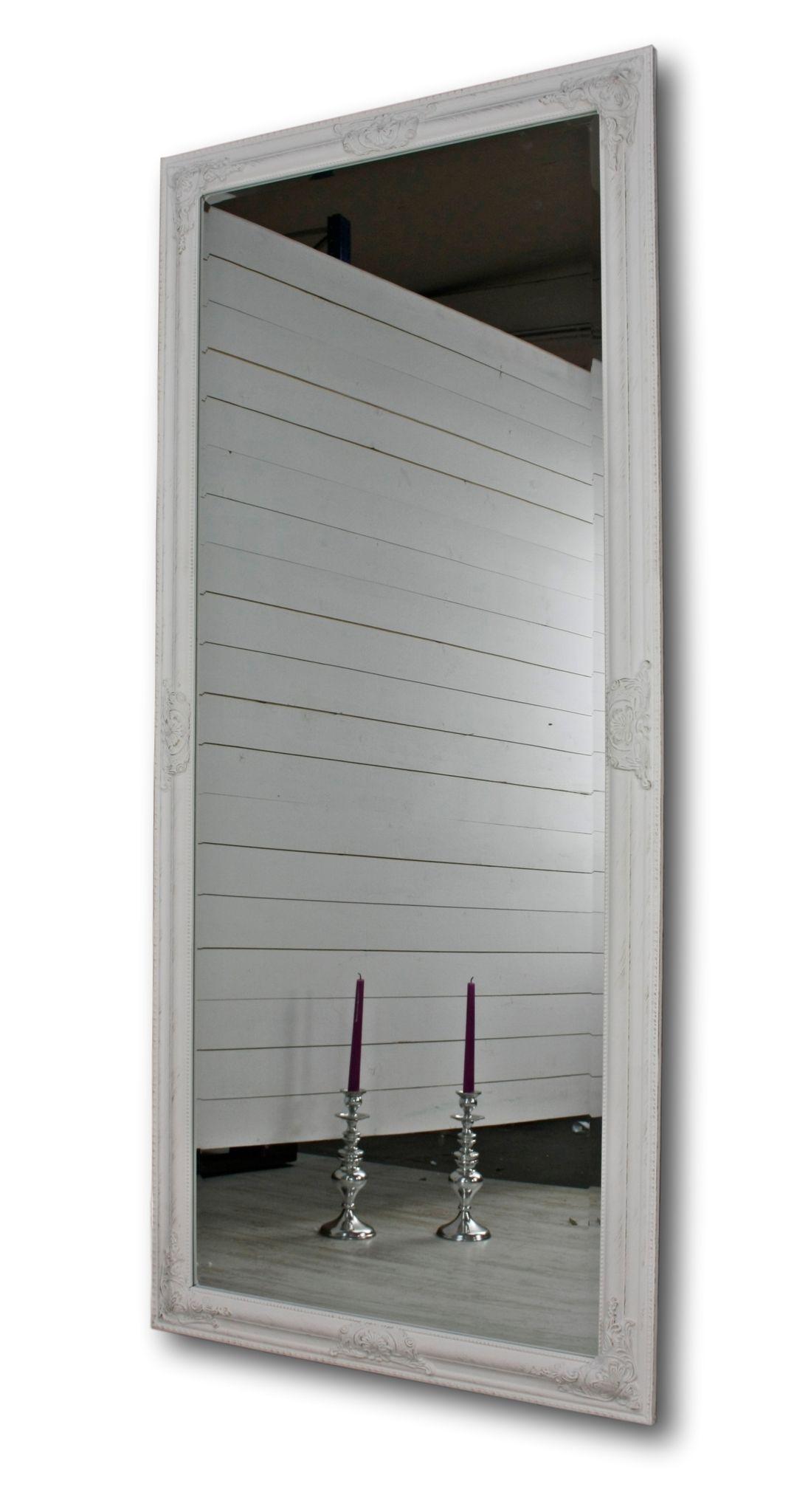 spiegel wei barock 162cm