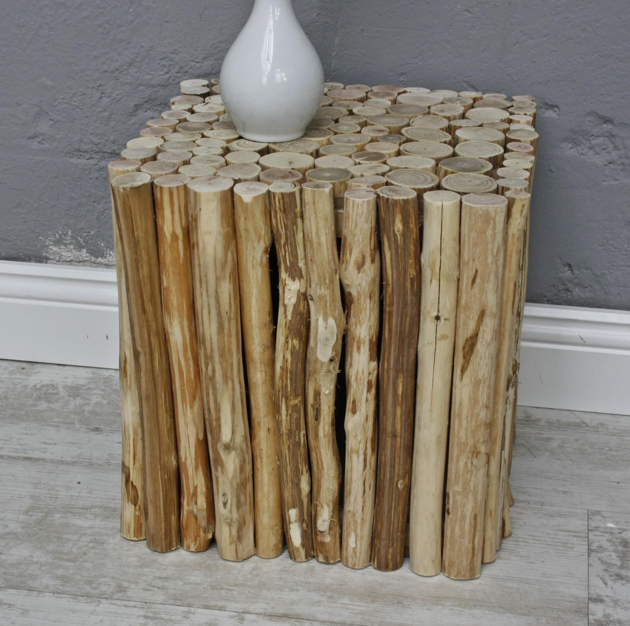 Schön Beistelltisch Holz Das Beste Von Hocker Eckig