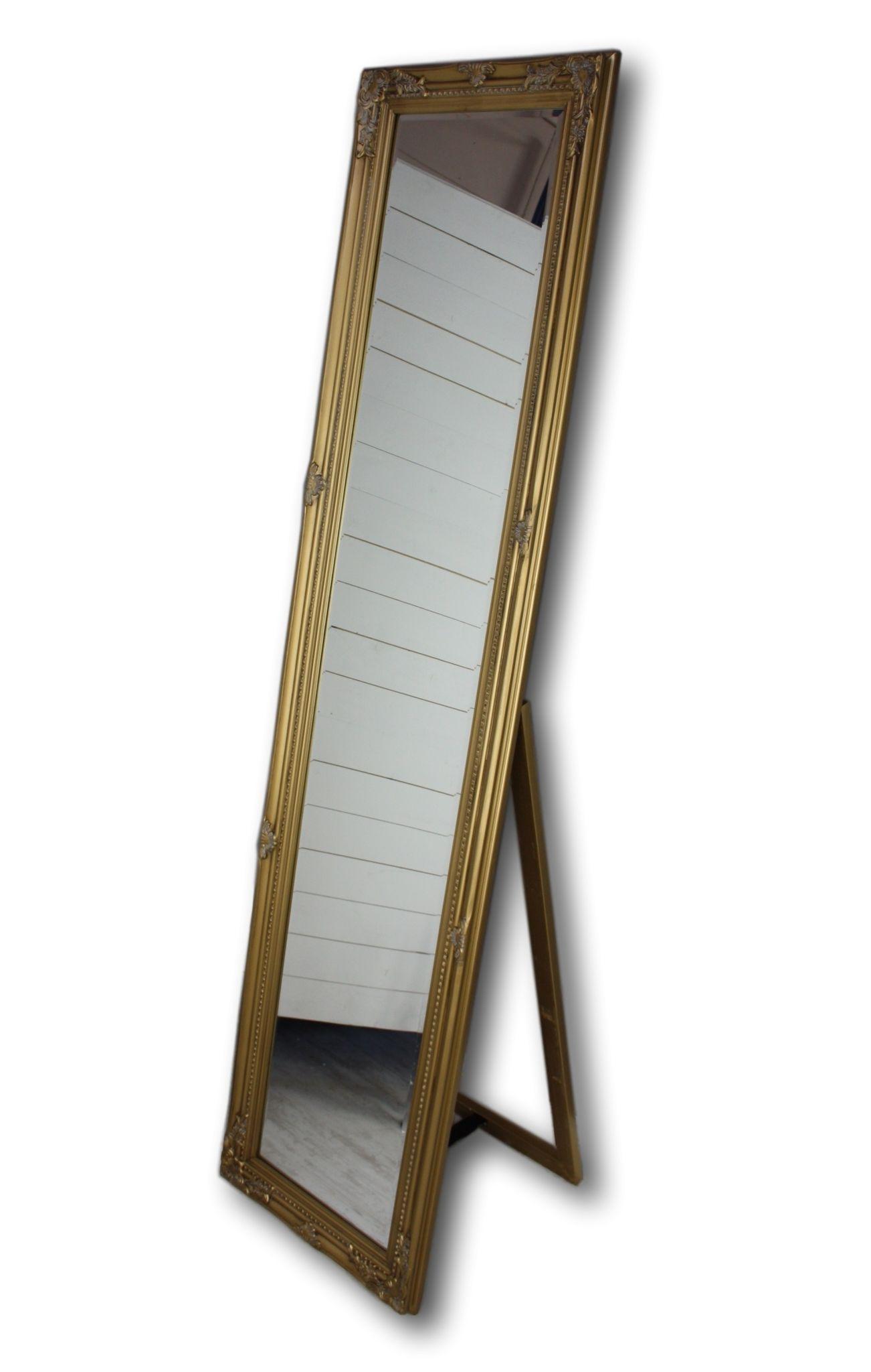 standspiegel gold antik g nstige landhausm bel online. Black Bedroom Furniture Sets. Home Design Ideas